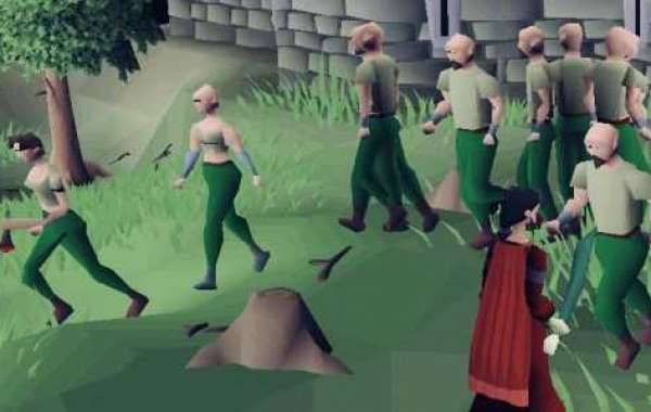 OSRS nevertheless has a pvp scene
