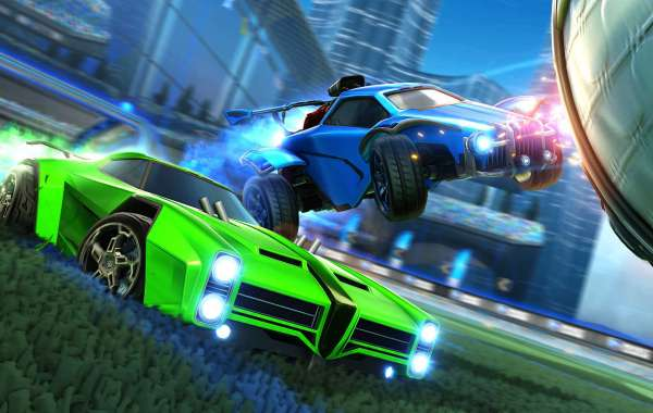 Rocket League may want to absolute able-bodied be worrying to imitate this model