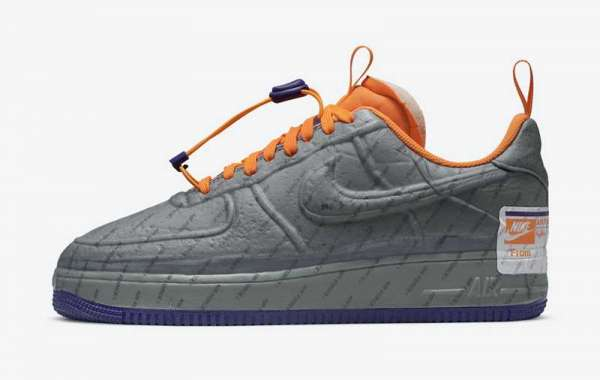 """How would you rate this brand new Nike Air Force 1 Low Experimental """"Suns"""" CZ1528-001?"""