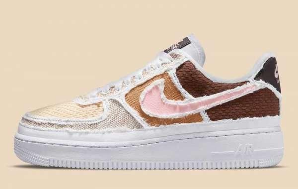 "Nike Air Force 1 Low ""Fauna Brown"" 2021 New Arrival DJ9941-244"