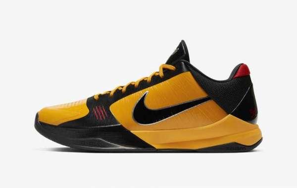 "Most Popular 2021 Nike Kobe 5 Protro ""Bruce Lee"" Basketball Shoes"