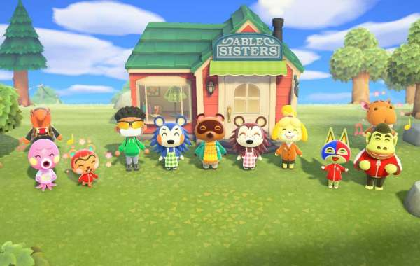 A sparkling Animal Crossing New Horizons video shows off the troubles