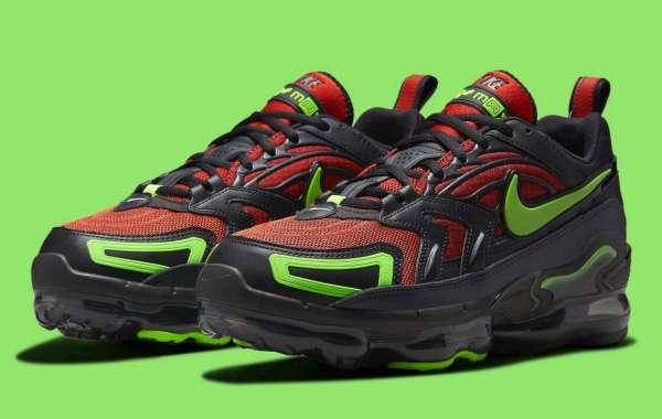 "2021 Latest Nike Air Vapormax EVO ""Redstone"" DC9393-600"
